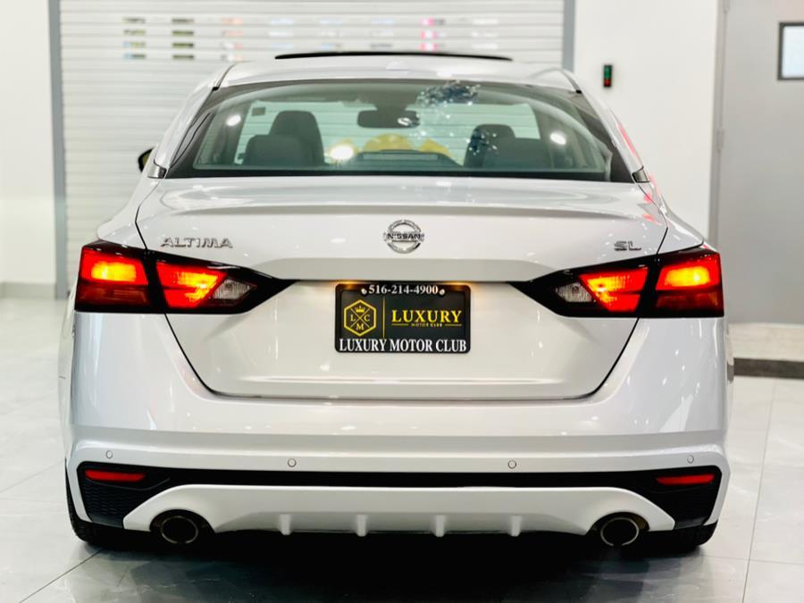Used Nissan Altima 2.5 SL Sedan 2020 | Luxury Motor Club. Franklin Square, New York