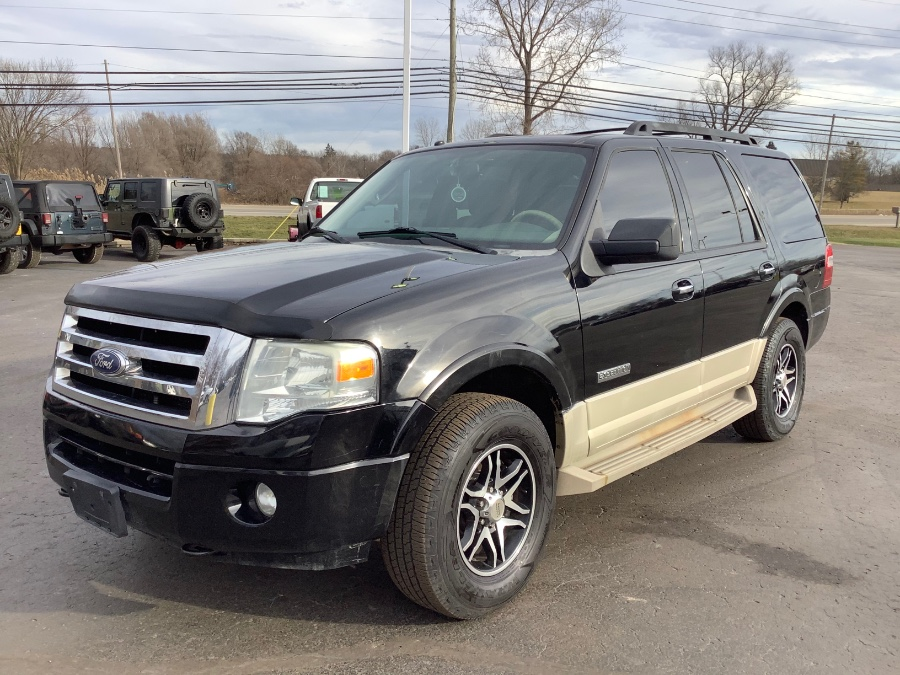 Used Ford Expedition 4WD 4dr Eddie Bauer 2008 | Marsh Auto Sales LLC. Ortonville, Michigan