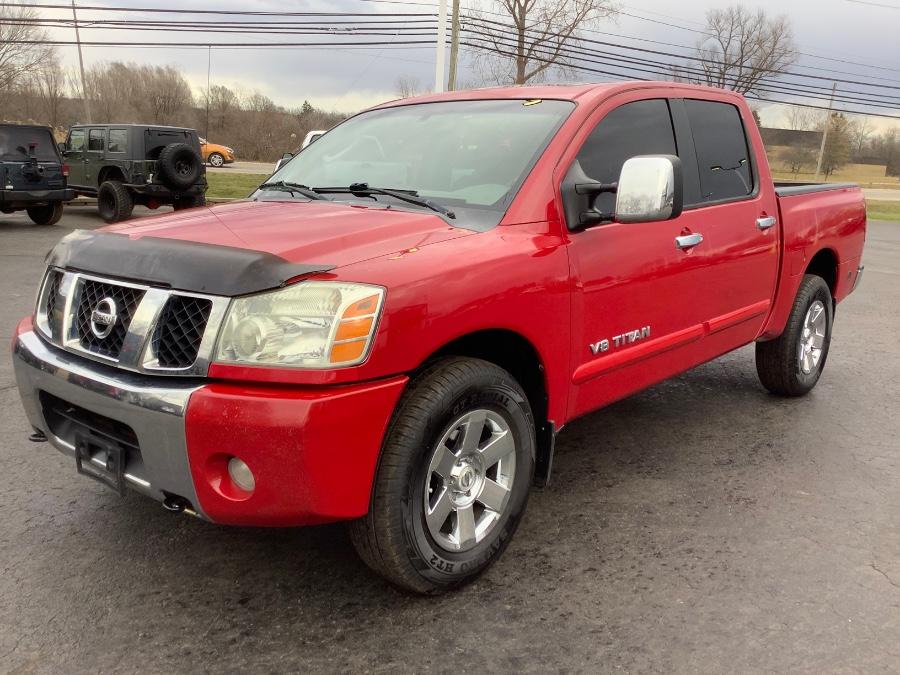 Used 2007 Nissan Titan in Ortonville, Michigan | Marsh Auto Sales LLC. Ortonville, Michigan