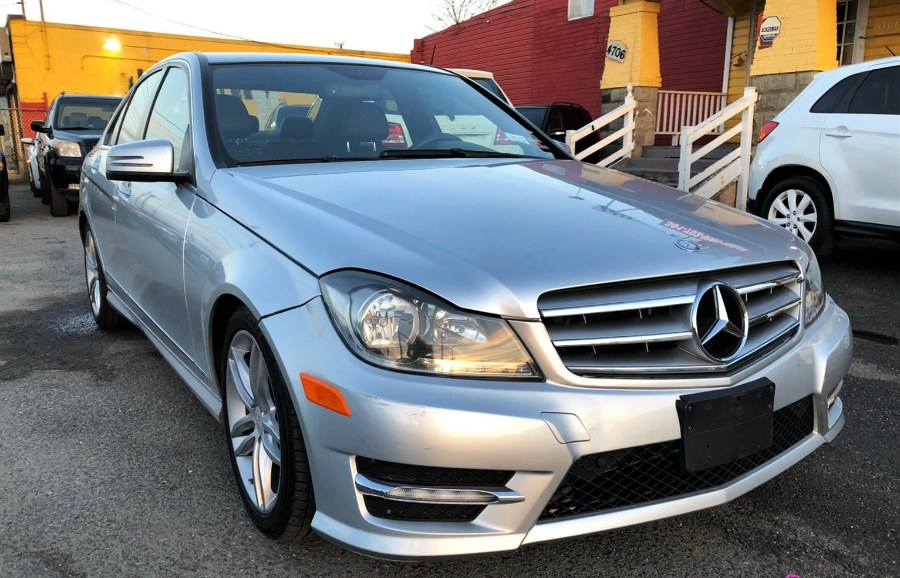 Used Mercedes-Benz C-Class 4dr Sdn C300 Sport 4MATIC 2012 | Temple Hills Used Car. Temple Hills, Maryland