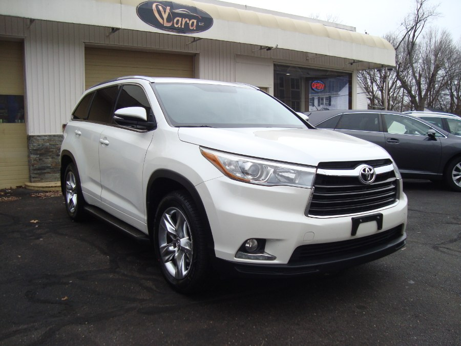 Used 2015 Toyota Highlander in Manchester, Connecticut | Yara Motors. Manchester, Connecticut