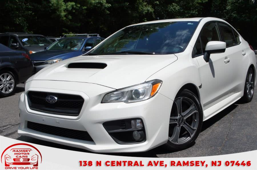 Used 2015 Subaru WRX in Ramsey, New Jersey | Ramsey Motor Cars Inc. Ramsey, New Jersey