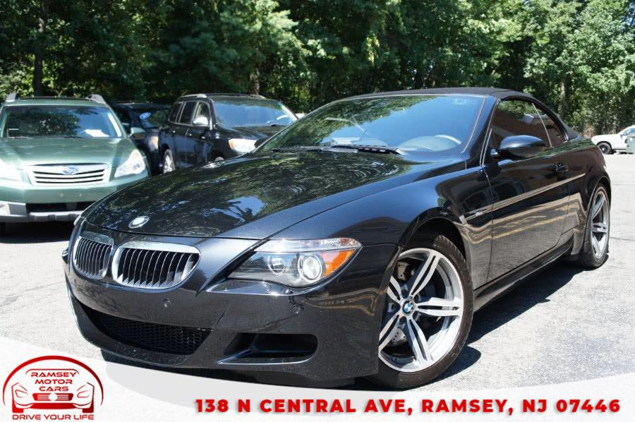 Used 2007 BMW M6 in Ramsey, New Jersey | Ramsey Motor Cars Inc. Ramsey, New Jersey