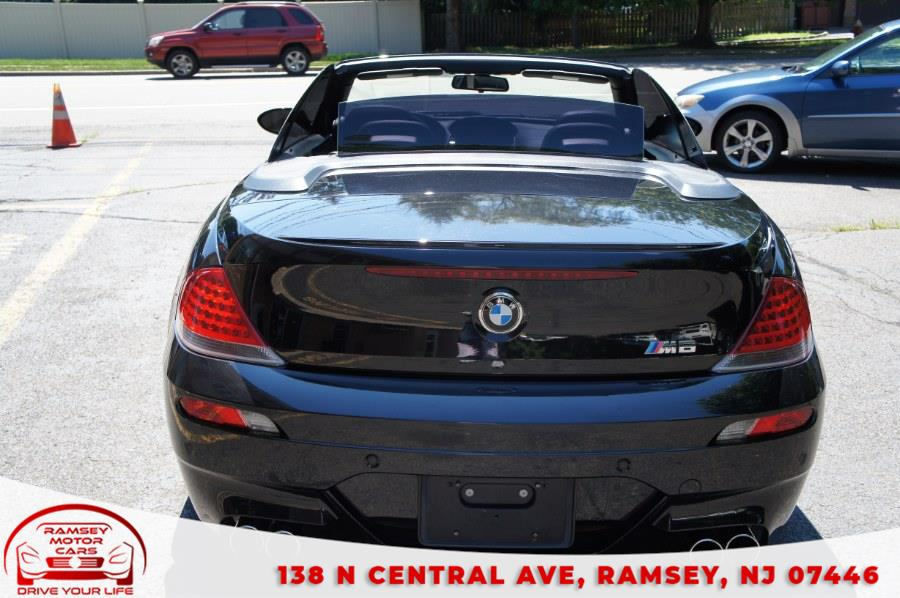 Used BMW M6 2dr Conv M6 2007 | Ramsey Motor Cars Inc. Ramsey, New Jersey