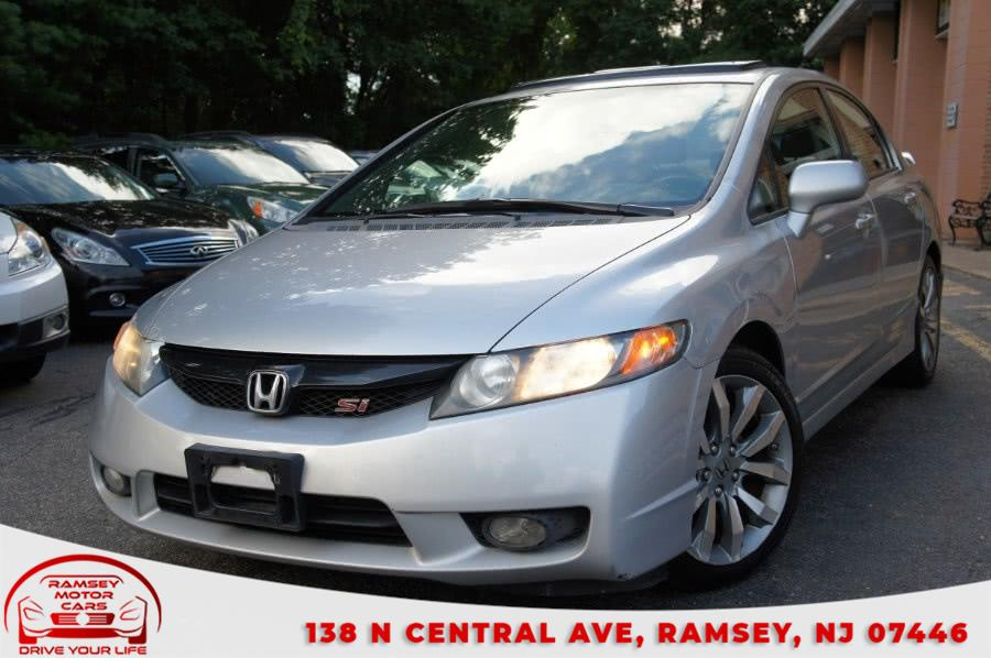 Used 2009 Honda Civic Sdn in Ramsey, New Jersey | Ramsey Motor Cars Inc. Ramsey, New Jersey