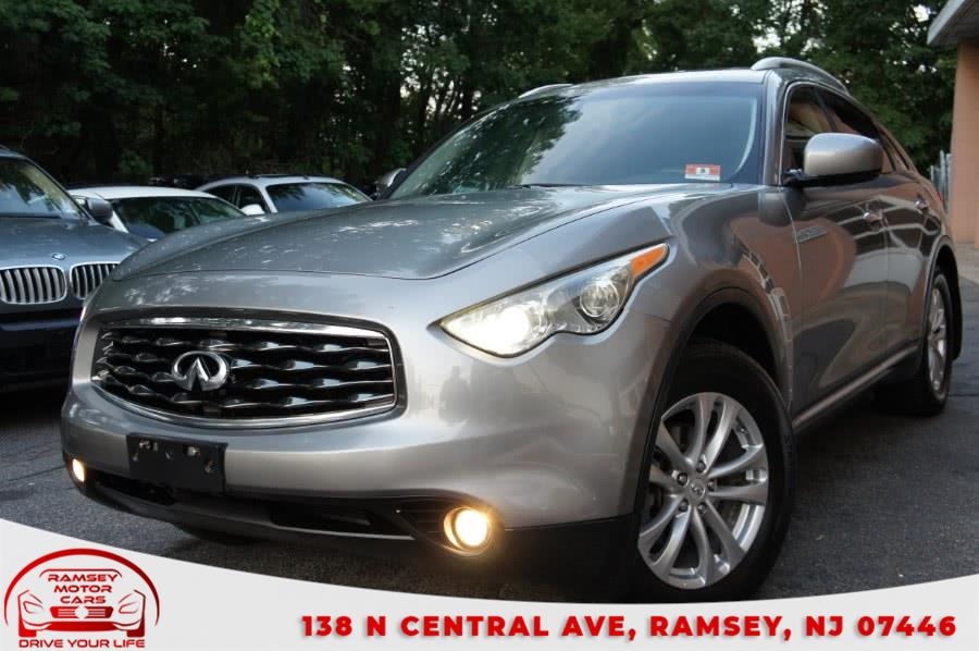 Used 2009 Infiniti FX35 in Ramsey, New Jersey | Ramsey Motor Cars Inc. Ramsey, New Jersey