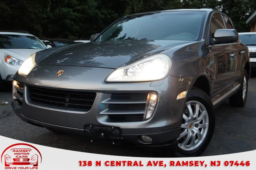 Used Porsche Cayenne AWD 4dr Tiptronic 2008 | Ramsey Motor Cars Inc. Ramsey, New Jersey