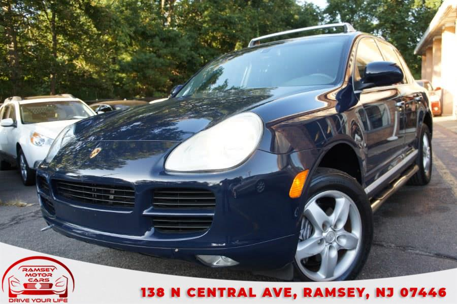 Used 2005 Porsche Cayenne in Ramsey, New Jersey | Ramsey Motor Cars Inc. Ramsey, New Jersey