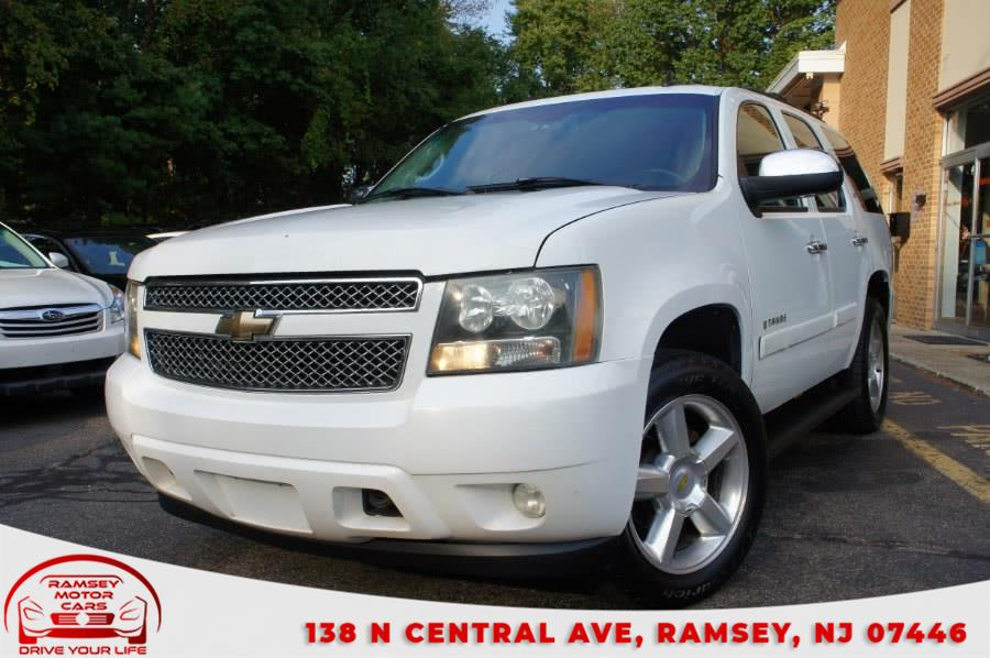 Used Chevrolet Tahoe 4WD 4dr 1500 LTZ 2007 | Ramsey Motor Cars Inc. Ramsey, New Jersey