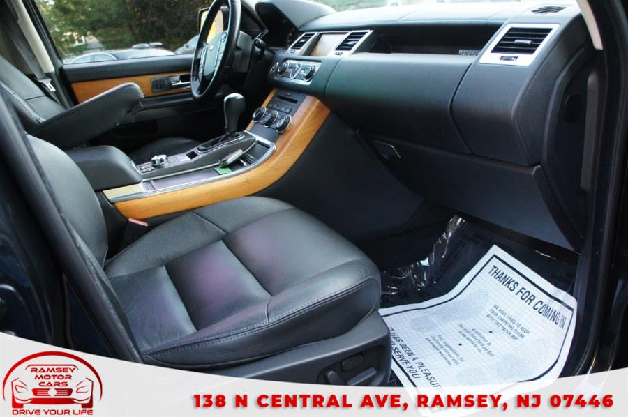 Used Land Rover Range Rover Sport 4WD 4dr HSE 2011 | Ramsey Motor Cars Inc. Ramsey, New Jersey