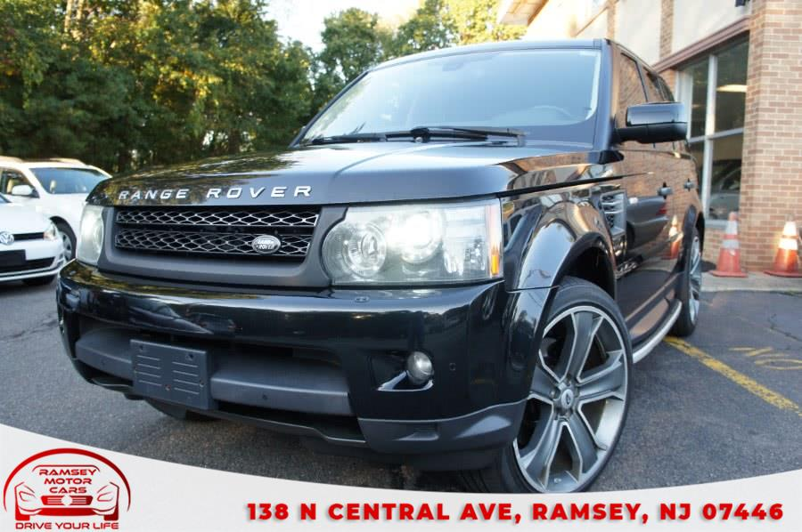 Used 2011 Land Rover Range Rover Sport in Ramsey, New Jersey | Ramsey Motor Cars Inc. Ramsey, New Jersey