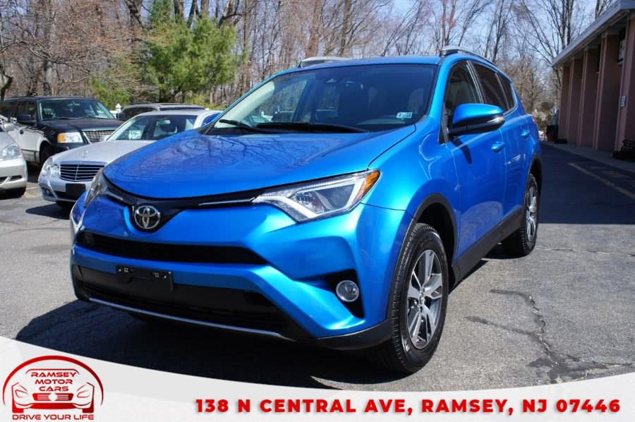Used 2018 Toyota RAV4 in Ramsey, New Jersey | Ramsey Motor Cars Inc. Ramsey, New Jersey
