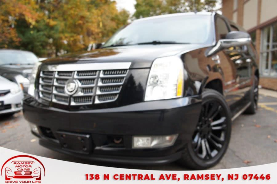 Used 2008 Cadillac Escalade ESV in Ramsey, New Jersey | Ramsey Motor Cars Inc. Ramsey, New Jersey