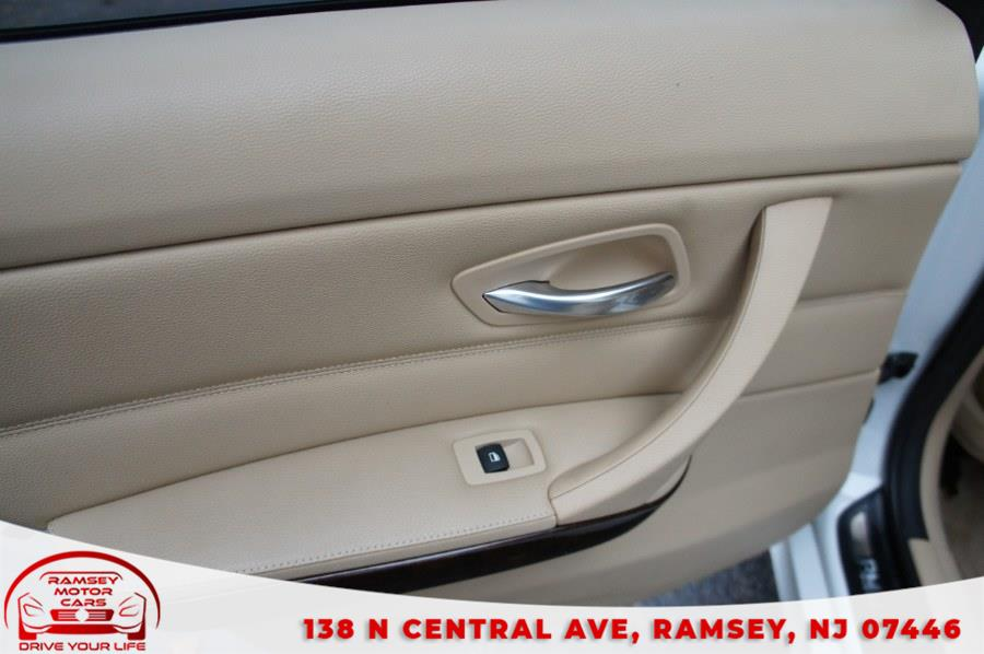 Used BMW 3 Series 4dr Sdn 328i xDrive AWD SULEV 2011 | Ramsey Motor Cars Inc. Ramsey, New Jersey