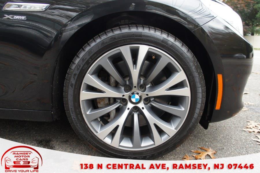 Used BMW 5 Series Gran Turismo 5dr 550i xDrive Gran Turismo AWD 2012 | Ramsey Motor Cars Inc. Ramsey, New Jersey