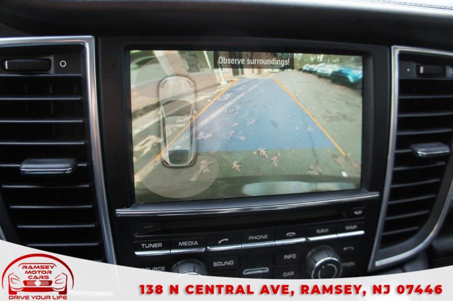Used Porsche Panamera 4dr HB Turbo 2012 | Ramsey Motor Cars Inc. Ramsey, New Jersey