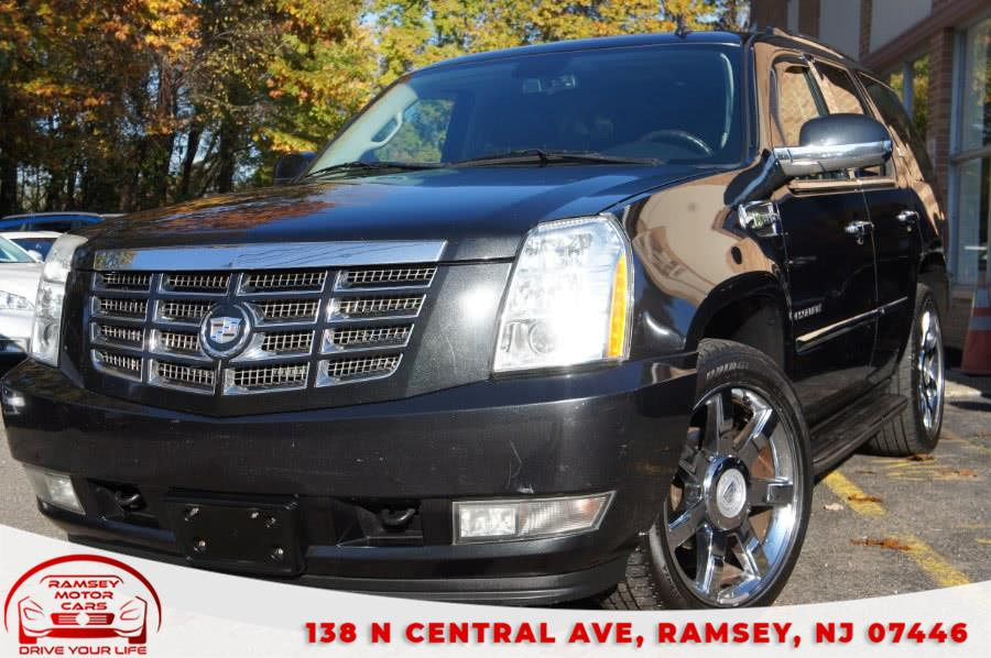 Used Cadillac Escalade Hybrid 4WD 4dr 2010 | Ramsey Motor Cars Inc. Ramsey, New Jersey