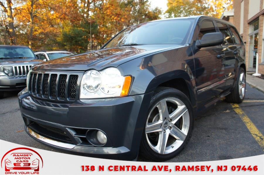 Used Jeep Grand Cherokee 4WD 4dr SRT-8 2007 | Ramsey Motor Cars Inc. Ramsey, New Jersey
