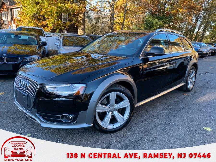 Used Audi allroad 4dr Wgn Premium 2013 | Ramsey Motor Cars Inc. Ramsey, New Jersey