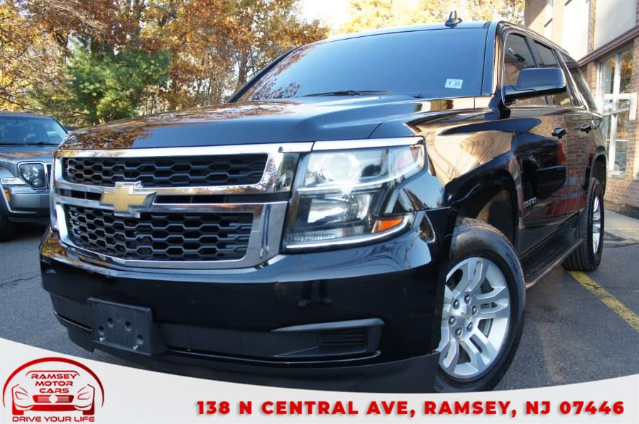 Used 2018 Chevrolet Tahoe in Ramsey, New Jersey | Ramsey Motor Cars Inc. Ramsey, New Jersey