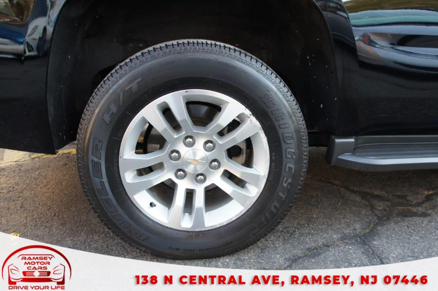 Used Chevrolet Tahoe 4WD 4dr LS 2018   Ramsey Motor Cars Inc. Ramsey, New Jersey