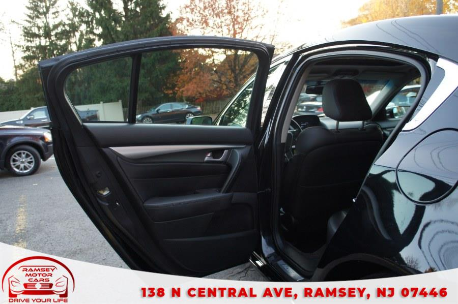Used Acura TL 4dr Sdn 2WD 2011 | Ramsey Motor Cars Inc. Ramsey, New Jersey