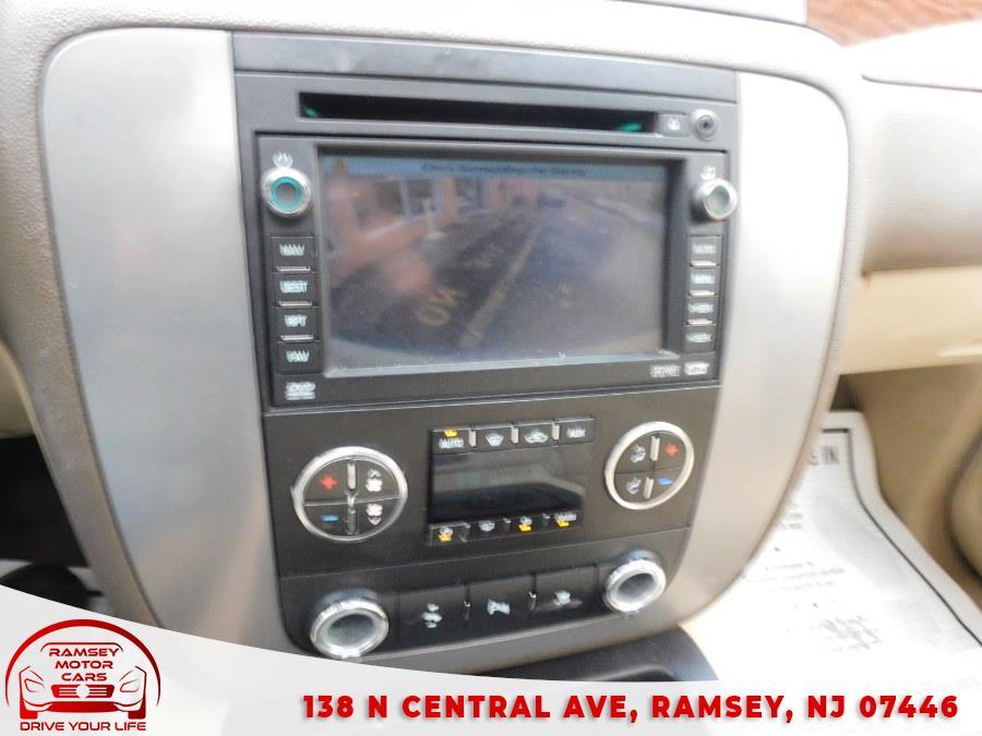 Used GMC Yukon XL 4WD 4dr 1500 SLT w/4SB 2008 | Ramsey Motor Cars Inc. Ramsey, New Jersey