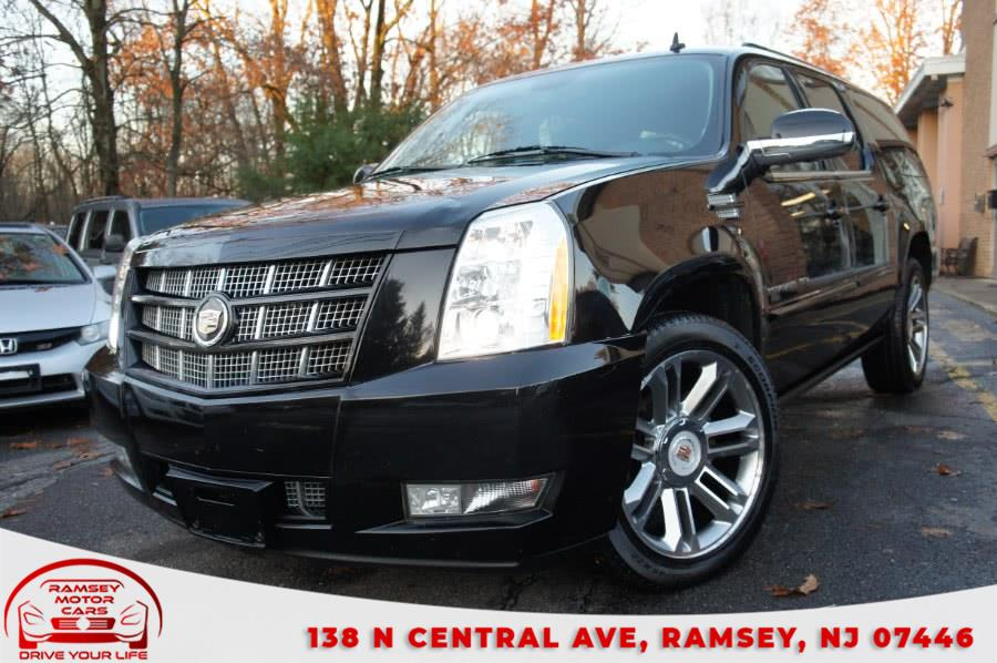 Used 2014 Cadillac Escalade ESV in Ramsey, New Jersey | Ramsey Motor Cars Inc. Ramsey, New Jersey