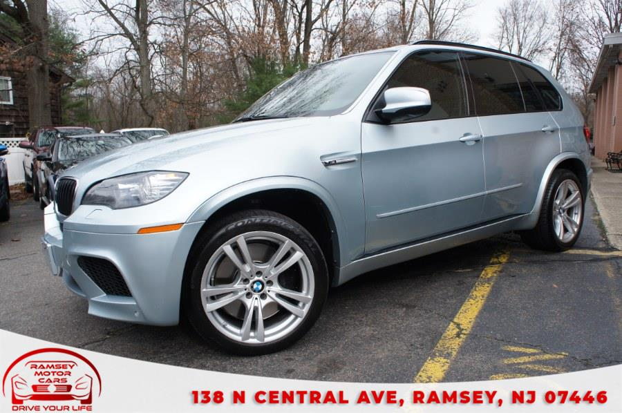 Used BMW X5 M AWD 4dr 2011 | Ramsey Motor Cars Inc. Ramsey, New Jersey