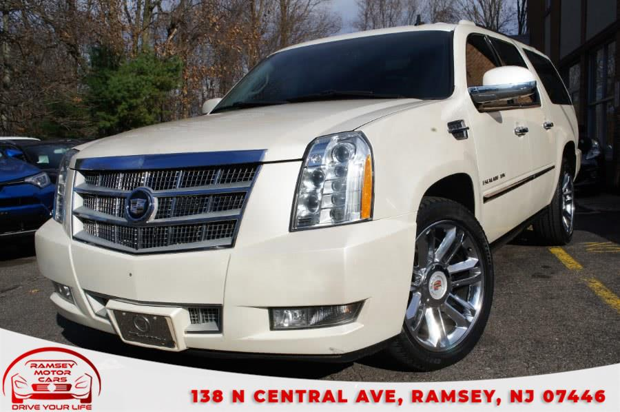 Used 2012 Cadillac Escalade ESV in Ramsey, New Jersey | Ramsey Motor Cars Inc. Ramsey, New Jersey