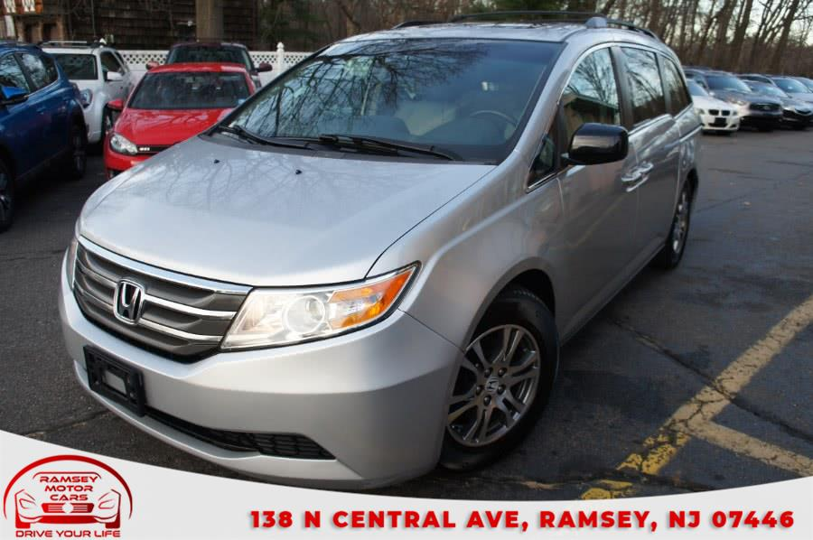Used 2012 Honda Odyssey in Ramsey, New Jersey | Ramsey Motor Cars Inc. Ramsey, New Jersey