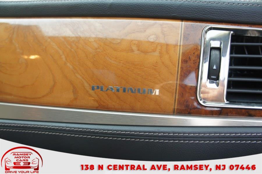 Used Cadillac Escalade AWD 4dr Platinum Edition 2012 | Ramsey Motor Cars Inc. Ramsey, New Jersey