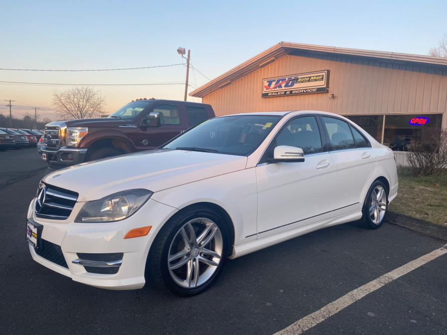 Used 2014 Mercedes-Benz C-Class in Berlin, Connecticut | Tru Auto Mall. Berlin, Connecticut