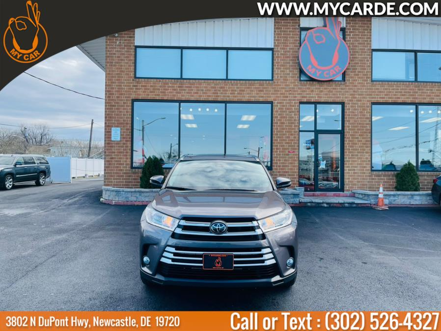Used 2019 Toyota Highlander in Newcastle, Delaware   My Car. Newcastle, Delaware