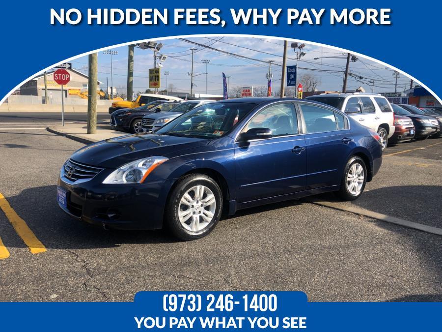 Used 2010 Nissan Altima in Lodi, New Jersey | Route 46 Auto Sales Inc. Lodi, New Jersey