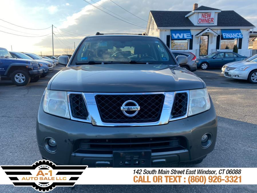 Used 2008 Nissan Pathfinder in East Windsor, Connecticut | A1 Auto Sale LLC. East Windsor, Connecticut