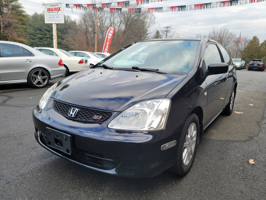 Used Honda Civic 3dr HB Si Manual 2002 | Dealmax Motors LLC. Bristol, Connecticut