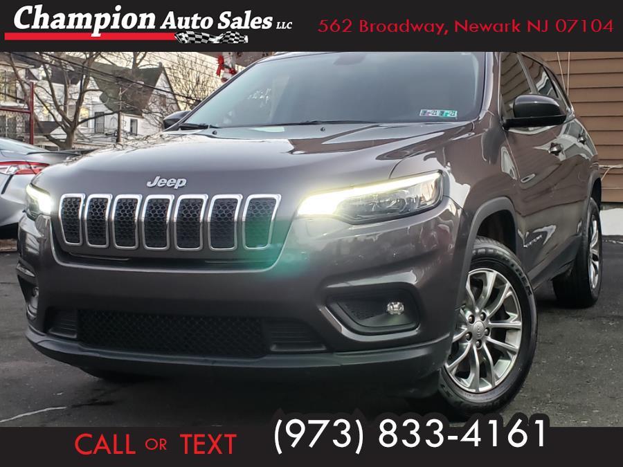 Used Jeep Cherokee Latitude Plus 4x4 2019 | Champion Used Auto Sales 2. Newark , New Jersey