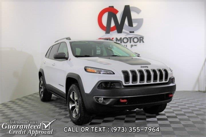Used Jeep Cherokee Trailhawk 2014 | City Motor Group Inc.. Haskell, New Jersey