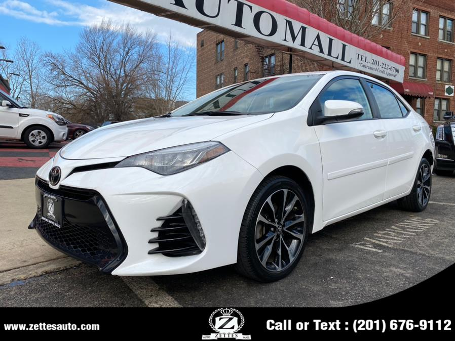 Used Toyota Corolla SE CVT (Natl) 2018 | Zettes Auto Mall. Jersey City, New Jersey