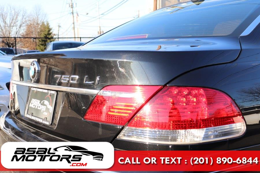 Used BMW 7 Series 4dr Sdn 750Li 2008 | Asal Motors. East Rutherford, New Jersey