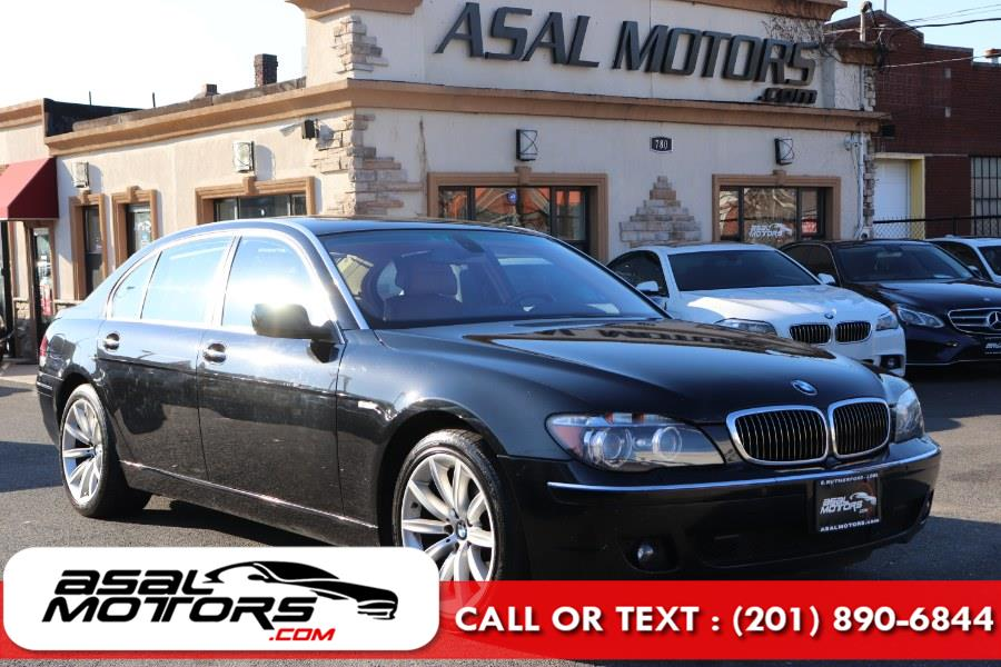 Used 2008 BMW 7 Series in East Rutherford, New Jersey | Asal Motors. East Rutherford, New Jersey