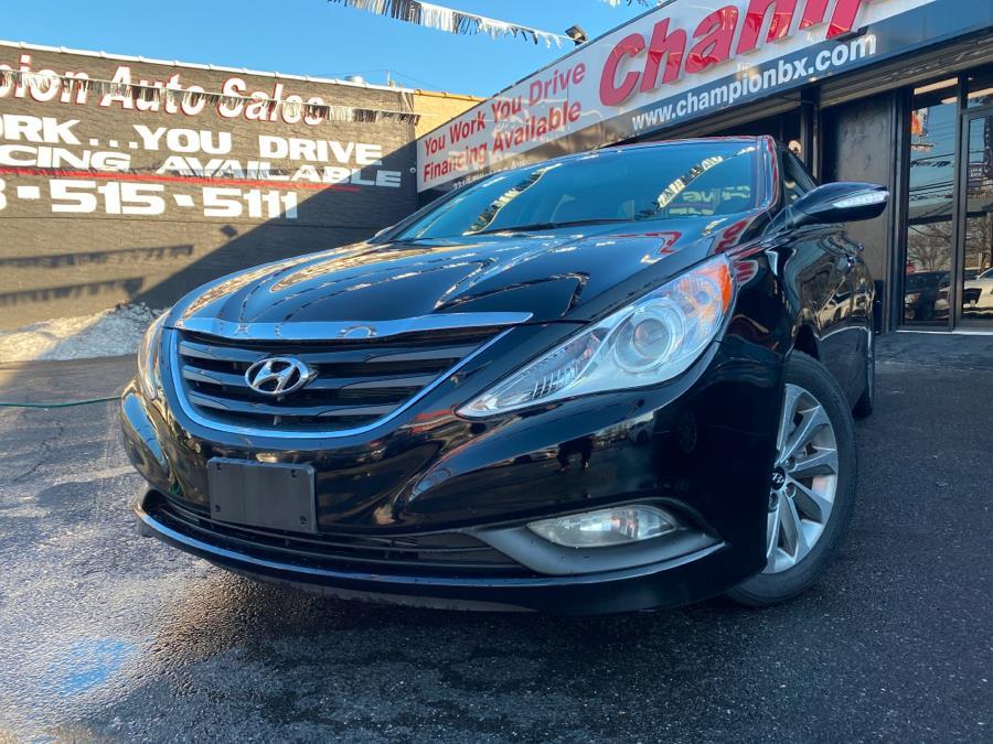Used 2014 Hyundai Sonata in Bronx, New York | Champion Auto Sales Of The Bronx. Bronx, New York