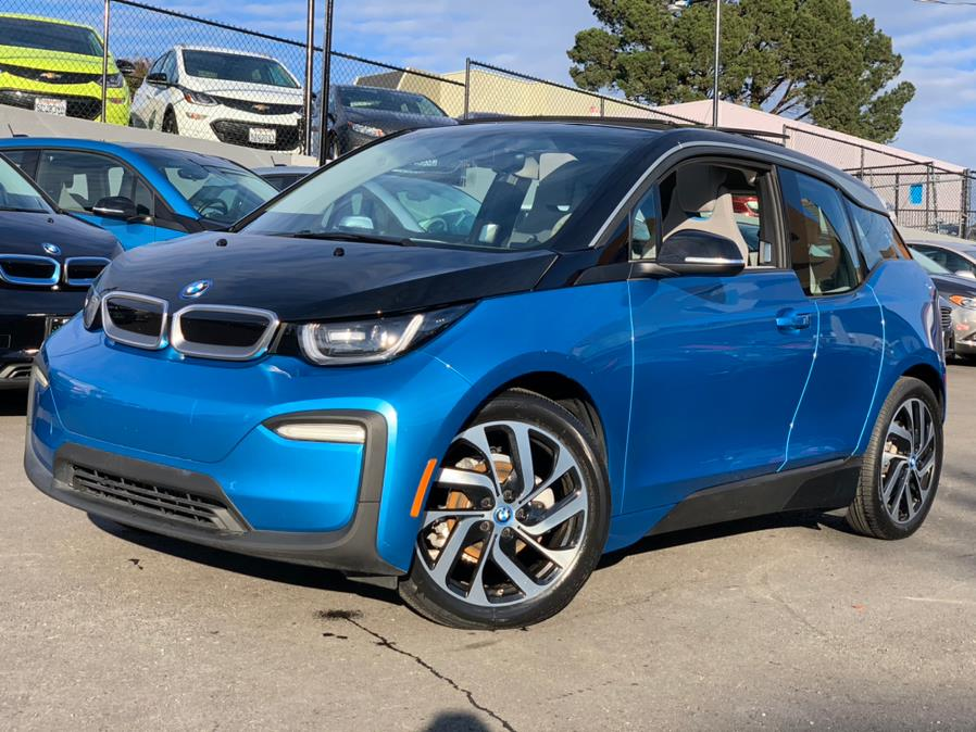 Used BMW i3 REx Mega w/Moonroof 2018 | Green Light Auto Wholesale. Daly City, California