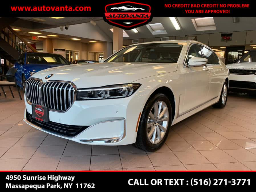 Used 2020 BMW 7 Series in Massapequa Park, New York | Autovanta. Massapequa Park, New York