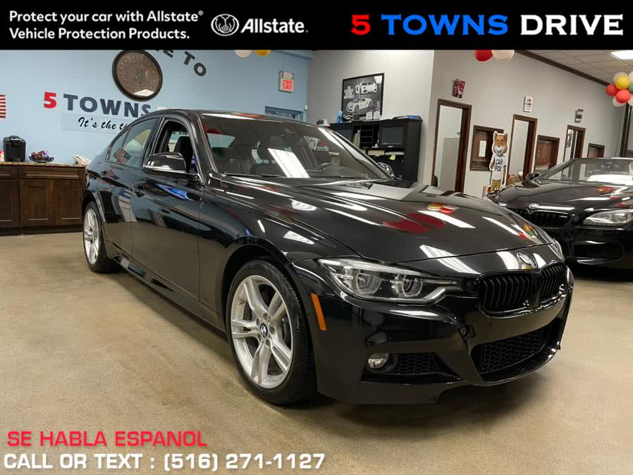 Used 2017 BMW 3 Series M/Sport in Inwood, New York | 5 Towns Drive. Inwood, New York