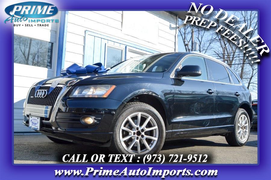 Used Audi Q5 quattro 4dr 3.2L Premium 2009 | Prime Auto Imports. Bloomingdale, New Jersey