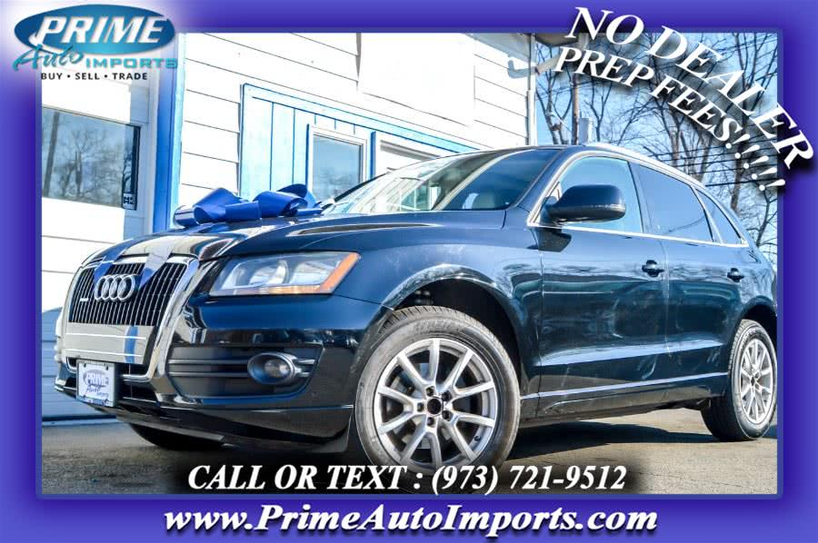 Used 2009 Audi Q5 in Bloomingdale, New Jersey | Prime Auto Imports. Bloomingdale, New Jersey