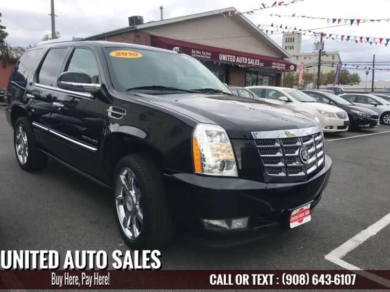 Used 2010 Cadillac Escalade in Newark, New Jersey | United Auto Sale. Newark, New Jersey