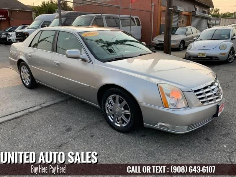Used Cadillac Dts  2008 | United Auto Sale. Newark, New Jersey